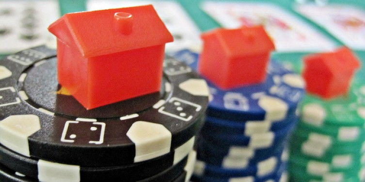 Gambling On The Market? Why Short Sale Now?