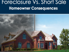 Of Course There Is A Difference Between A Foreclosure And A Short Sale!